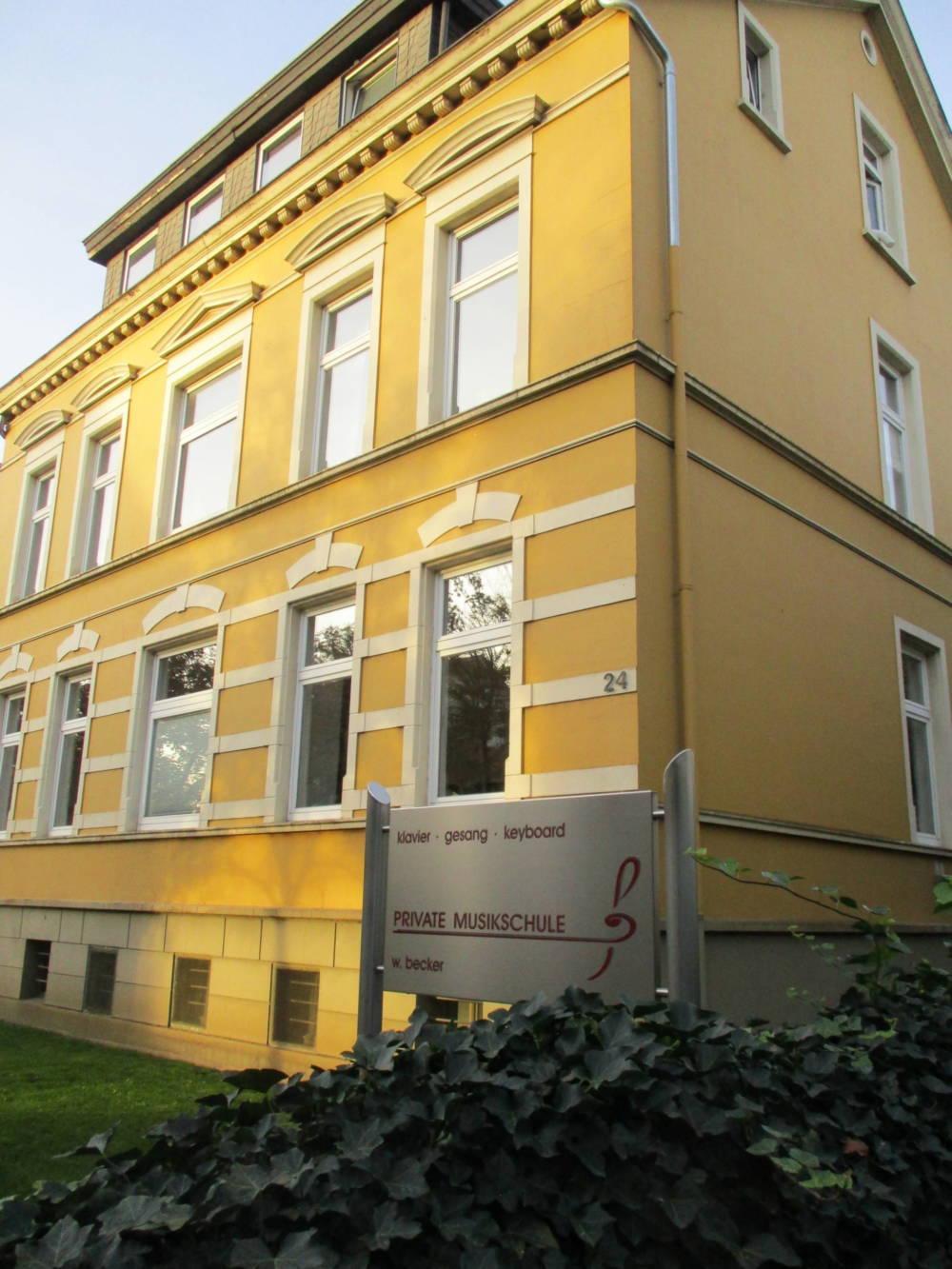 Musikschule Becker Minden